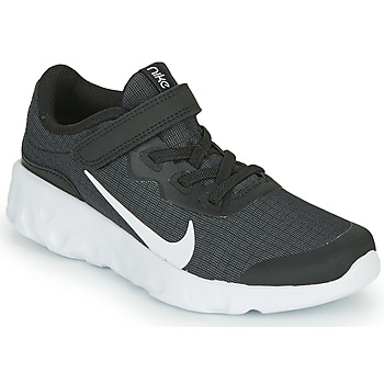 Shoes Children Low top trainers Nike EXPLORE STRADA PS Black / White