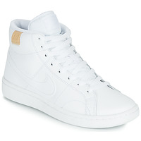 Shoes Women Low top trainers Nike COURT ROYALE 2 MID White