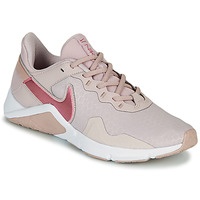 Shoes Women Low top trainers Nike Legend Essential 2 Beige / Pink