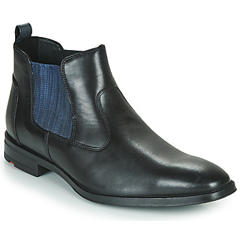 Shoes Men Mid boots Lloyd DANTE Black