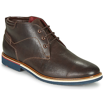 Shoes Men Mid boots Lloyd  Brown