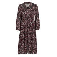 material Women Long Dresses One Step FR30121 Black