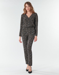 material Women Jumpsuits / Dungarees One Step FR32021_02 Black