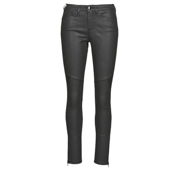 material Women 5-pocket trousers One Step FR29031_02 Black