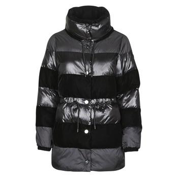 material Women Duffel coats Emporio Armani 6H2B80 Black