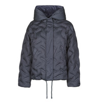 material Women Duffel coats Emporio Armani 6H2B75 Marine