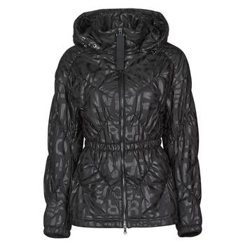 material Women Duffel coats Emporio Armani 6H2B94 Black