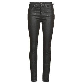 material Women 5-pocket trousers Emporio Armani 6H2J20 Black