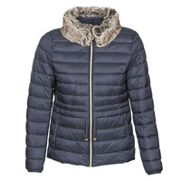 material Women Duffel coats Esprit LL* THINSU Blue