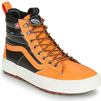 Shoes Men High top trainers Vans SK8-HI MTE 2.0 DX Camel / Black
