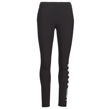 material Women leggings Vans CHALKBOARD CLASSIC LEGGING Black