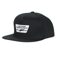 Clothes accessories Caps Vans FULL PATCH SNAPBACK Black