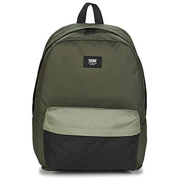 Bags Men Rucksacks Vans OLD SKOOL III BACKPACK Green