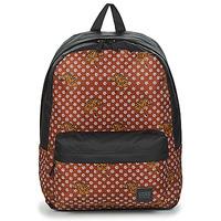Bags Women Rucksacks Vans DEANA III BACKPACK Tiger / Floral
