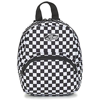 Bags Women Rucksacks Vans GOT THIS MINI BACKPACK Black / White