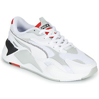 Shoes Low top trainers Puma RS-X3 White / Red