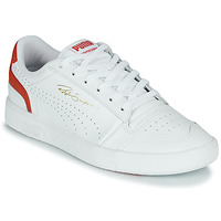 Shoes Low top trainers Puma RALPH SAMPSON LO White / Red