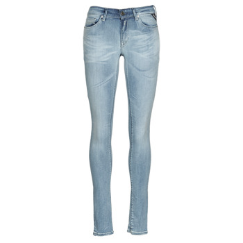 material Women slim jeans Replay HYPERFLEX BIO Blue / Medium