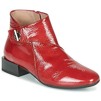 Shoes Women Mid boots Hispanitas ANETO Red