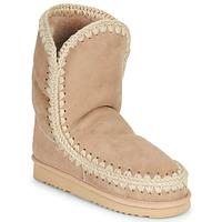 Shoes Women Mid boots Mou ESKIMO 24 Beige