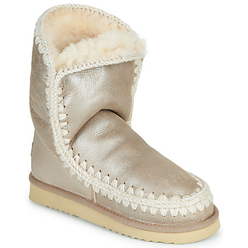 Shoes Women Mid boots Mou ESKIMO 24 Gold