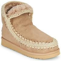 Shoes Women Mid boots Mou ESKIMO 18 Beige