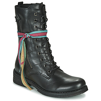 Shoes Women Mid boots Felmini COOPER Black