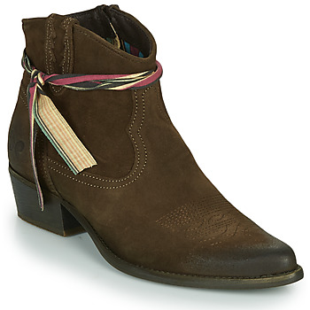 Shoes Women Ankle boots Felmini WEST Kaki