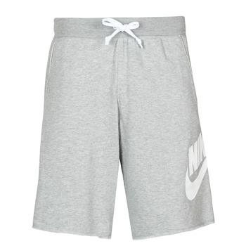 material Men Shorts / Bermudas Nike M NSW SCE SHORT FT ALUMNI Grey