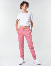 material Women Tracksuit bottoms Nike W NSW ESSNTL PANT REG FLC Pink