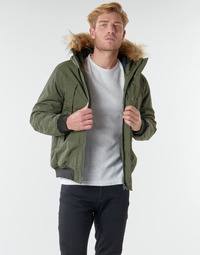 material Men Blouses Element DULCEY EXPLORER Green