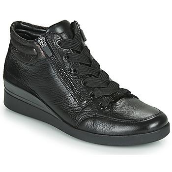 Shoes Women High top trainers Ara LAZIO-ST-HS Black