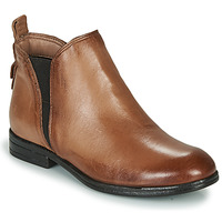 Shoes Women Mid boots Dream in Green LIMIDISE Brown