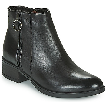 Shoes Women Mid boots Dream in Green NARLINE Black