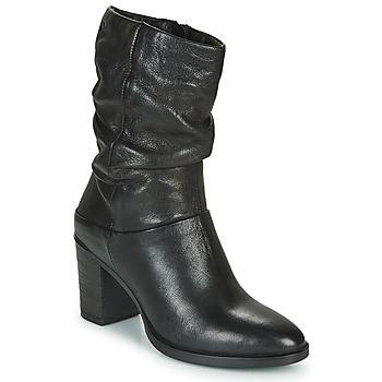 Shoes Women Boots Dream in Green NORGE Black