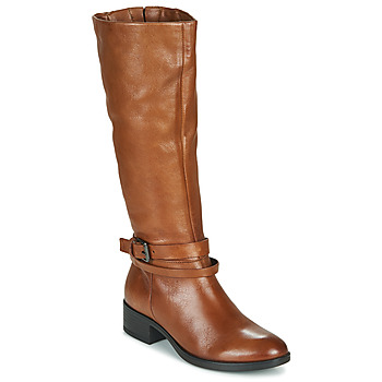 Shoes Women Boots Dream in Green NOURON Camel