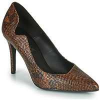Shoes Women Court shoes Fericelli  Brown