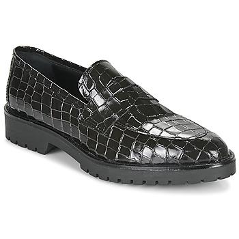 Shoes Women Loafers Fericelli NORNUELLE Black