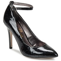 Shoes Women Court shoes Shellys London STAR Black / Glitter