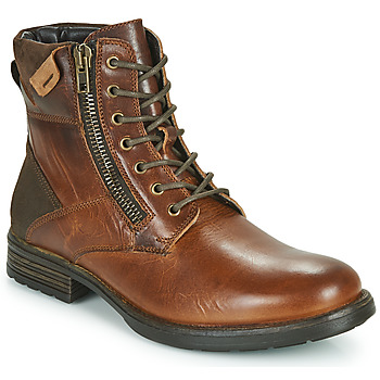 Shoes Men Mid boots Casual Attitude NABEIL Camel