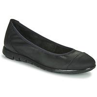 Shoes Women Ballerinas Casual Attitude NOURMI Black