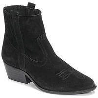 Shoes Women Ankle boots Casual Attitude NAUTERELLE Black