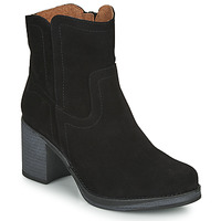 Shoes Women Ankle boots Casual Attitude NIGALE Black
