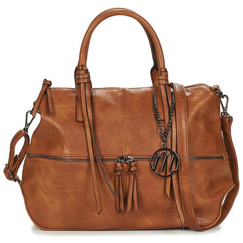 Bags Women Shoulder bags Moony Mood NIMO Camel