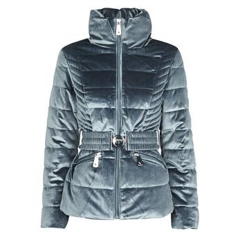 material Women Duffel coats Guess THEODORA Grey / Blue