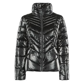 material Women Duffel coats Guess TAMMIE Black