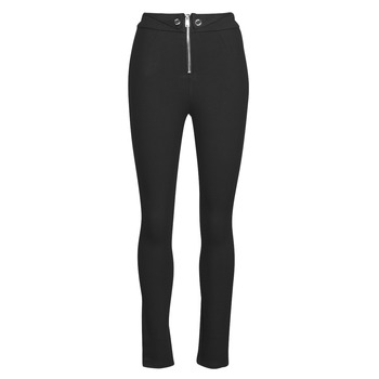material Women leggings Guess PHOEBE Black