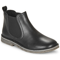Shoes Children Mid boots Citrouille et Compagnie HOVETTE Black
