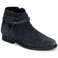Shoes Girl Mid boots Citrouille et Compagnie NIVOLET Marine
