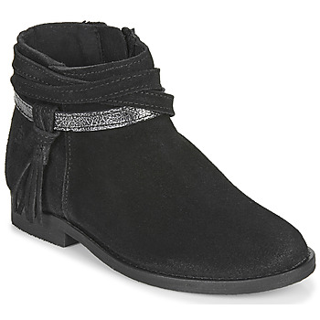 Shoes Girl Mid boots Citrouille et Compagnie NIVOLET Black